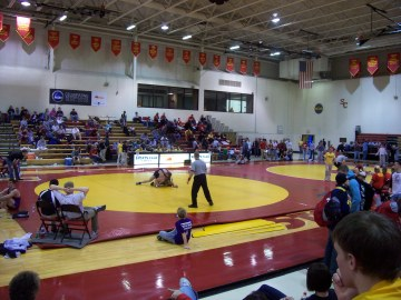 "Simpson will host the 2011 Iowa Conference Wrestling championships on Friday.  Will ""Milboy's Army"" win their 19th straight title?"