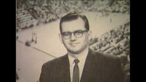 Zabel had many partners through the years calling the Hawkeyes. Bill Reichardt, Randy Duncan, Forest Evashevski, Ed Podolak and Bobby Hansen. (WHO TV)