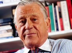 Ben Bradlee presided over a golden era of the Washington Post, which included Watergate, and bring in talented writers like Carl Bernstein, Bob Woodard, Tony Kornheiser and Michael Wilbon.