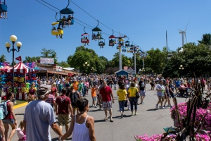 If you don't think that the Iowa State Fair is going to be huge issue when it comes to the start of the school year this legislative session, then you've eaten way too many corn dogs. (Iowa Public Radio)