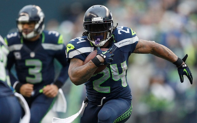 Marshawn Lynch Doesn't Have To Speak, But It's Up To Him To Conquer His Anxiety
